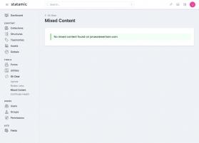 Oh Dear Integration Screenshot 4