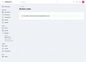 Oh Dear Integration Screenshot 3