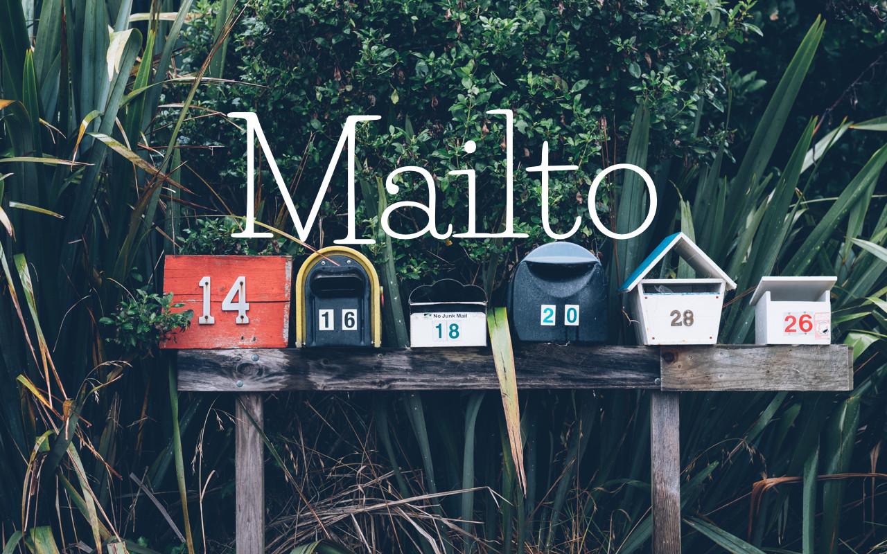 MailtoLink - a Statamic Addon