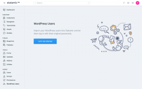 WordPress Users Screenshot 1