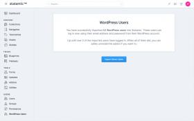WordPress Users Screenshot 5