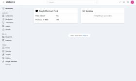 Google Merchant Feed Screenshot 2