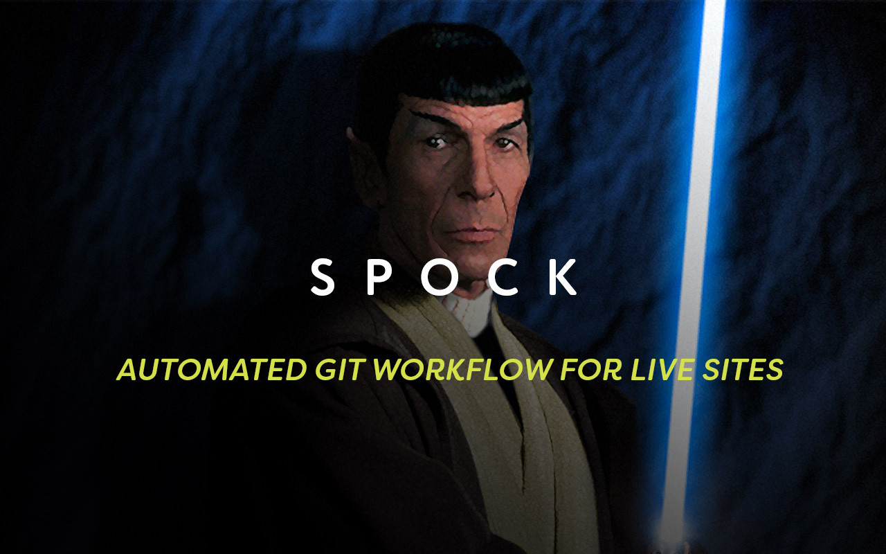 Spock - a Statamic Addon