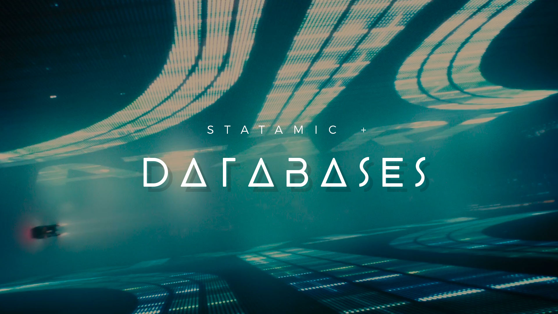 If you've ever wanted to use a Database along with Statamic, we'll show you how. We even did all the work for you.
